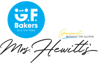 gf bakers & mrs hewitts logo