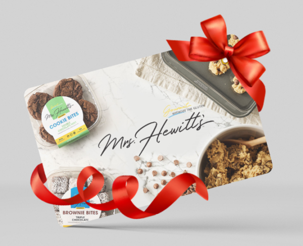 Gift Card for Gluten Free Food